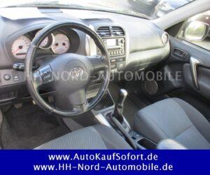 Внос от Германия - Toyota RAV4 Sol 2.0 Benzin 4x4 7