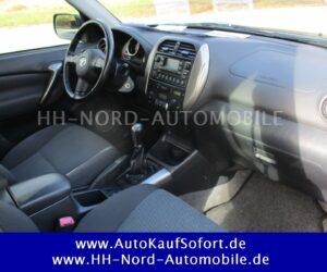 Внос от Германия - Toyota RAV4 Sol 2.0 Benzin 4x4 8
