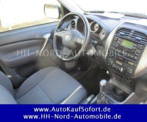 Внос от Германия - Toyota RAV4 Sol 2.0 Benzin 4x4 9
