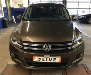 Внос от Германия - VW Tiguan 2014 2.0 TDI Cup Sport & Style BlueMotion Tech 2