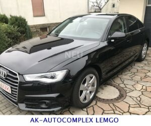 Внос на Audi A6 2017 Quattro 3.0 TDI S-Line Design Selection 2