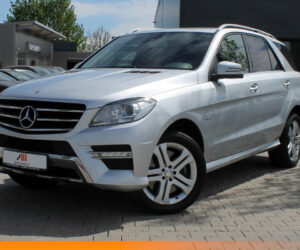 Внос на Mercedes ML350 2012 4M 7G-Tronic 306hp AMG Line gallery