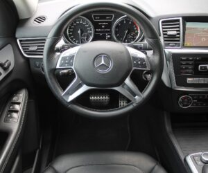Внос на Mercedes ML350 2012 4M 7G-Tronic 306hp AMG Line 12