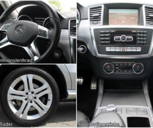 Внос на Mercedes ML350 2012 4M 7G-Tronic 306hp AMG Line 13