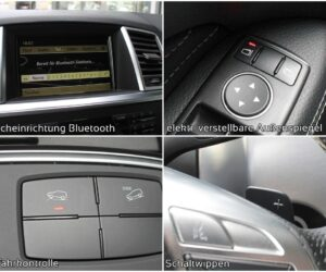 Внос на Mercedes ML350 2012 4M 7G-Tronic 306hp AMG Line 15