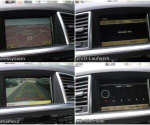 Внос на Mercedes ML350 2012 4M 7G-Tronic 306hp AMG Line 16