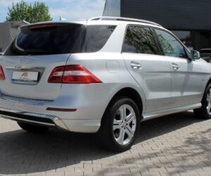 Внос на Mercedes ML350 2012 4M 7G-Tronic 306hp AMG Line 2