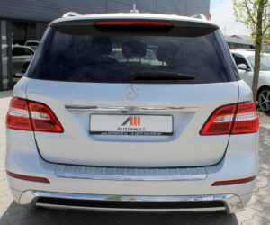 Внос на Mercedes ML350 2012 4M 7G-Tronic 306hp AMG Line 5