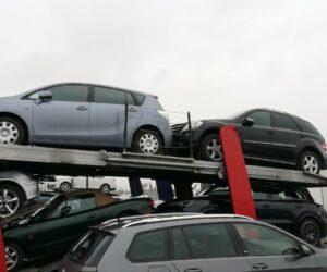 Внос от Германия - Тойота Корола Версо 2011 2.0 D-D4 2
