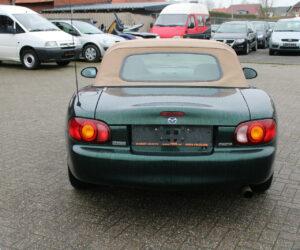 Внос от Германия на Mazda MX-5 1.6i 16V Cabrio Roadster 7