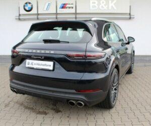 Внос от Германия на Porsche Cayenne S 2018 441hp Benzin 3