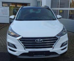 Внос от Германия -Hyundai Tucson Premium 1,6 T-GDi DCT7 4WD 130KW Euro 6d 2
