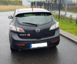 Внос от Германия - Mazda 3 1.6 105hp MZR 2010 5