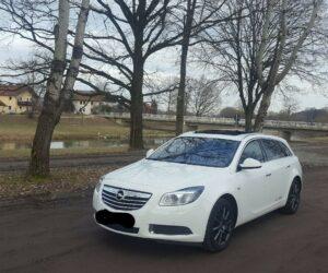 Внос от Германия - Opel Insignia 2.0 Turbo Benzin Sports Tourer Automatik 220hp gallery