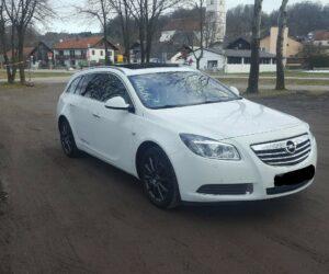 Внос от Германия - Opel Insignia 2.0 Turbo Benzin Sports Tourer Automatik 220hp 3