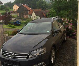 Внос от Германия - Volkswagen Passat Variant 2011 1.4 TSI EcoFuel DSG Kombi 2