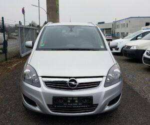 Покупка, внос на кола от Германия - Opel Zafira B Edition Erdgas (CNG) 2010 150 PS gallery