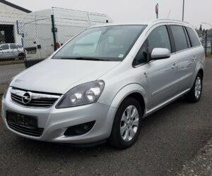 Покупка, внос на кола от Германия - Opel Zafira B Edition Erdgas (CNG) 2010 150 PS 3