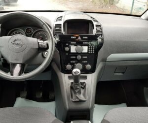 Покупка, внос на кола от Германия - Opel Zafira B Edition Erdgas (CNG) 2010 150 PS 5