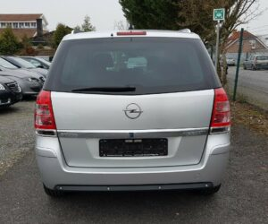 Покупка, внос на кола от Германия - Opel Zafira B Edition Erdgas (CNG) 2010 150 PS 7