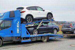 21. Транспорт, превоз, платформа, автовоз на Audi A4, Mazda CX5, Honda CR-V, Toyota Aygo