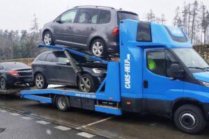 32. Транспорт, превоз, платформа, автовоз на VW Touran, Volvo Xc60, Opel Insignia, Honda Jazz