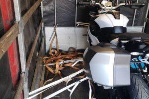Доставка, превоз, транспорт на мотор от Германия до България - BMW S 1000 XR 2015 118kW
